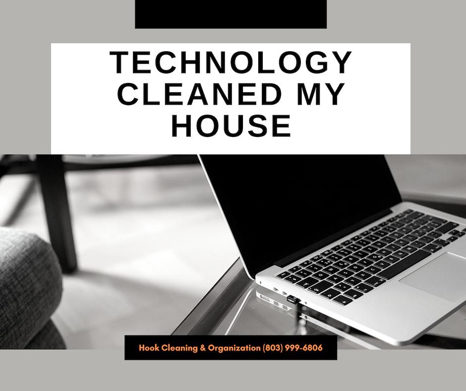 IRobot, Hook cleaning, Roomba